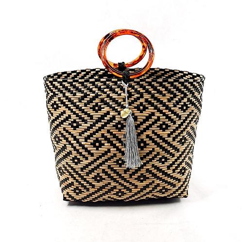 Basket - Iban Tote Tangga (Gatsby)