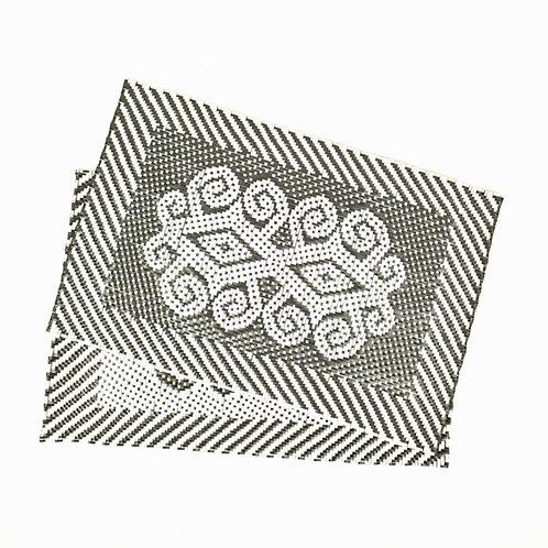 Tablemats- Buah Papi