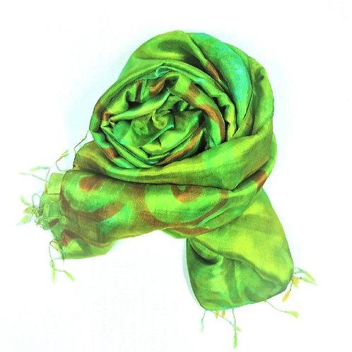 Shawl Silk (Handpainted)