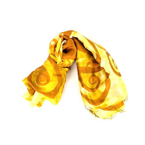 Shawl Silk by Narong Daun