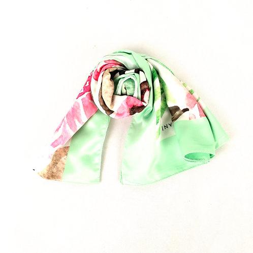 Shawl (Idhani) - Mint*