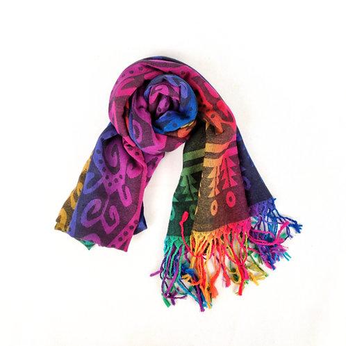 Shawl Pua Kumbu- Colourful