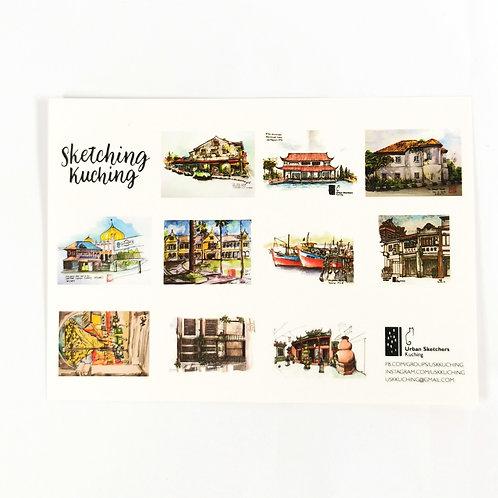 Postcard Set*