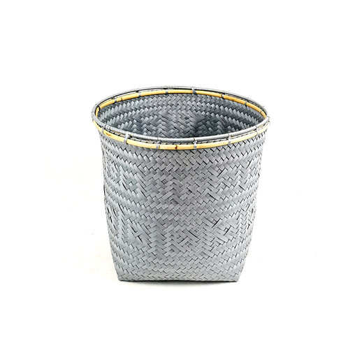 Laundry Basket - Grey