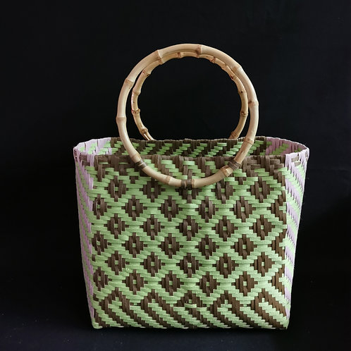 The Iban Tote Basket