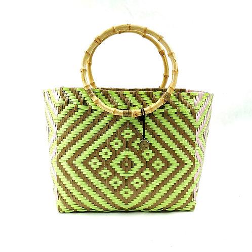 Basket -Iban Tote (Mix Pattern)