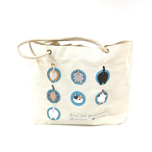 Bag - Canvas Tote 002*
