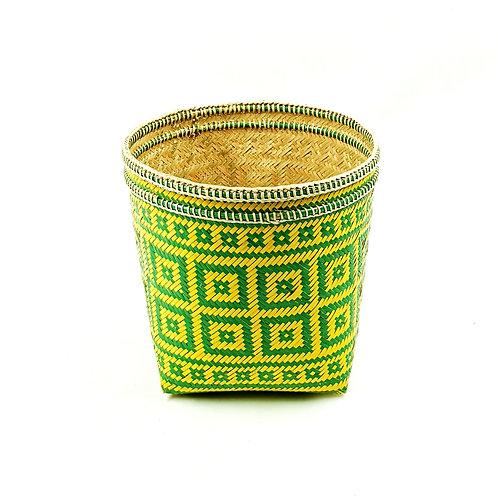 Padi Basket Yellow/Green