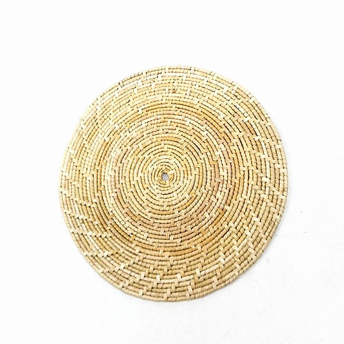 Coiled Rattan Tablemats