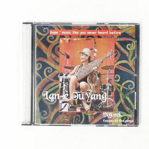 CD - Sape Music by Matthew Ngau