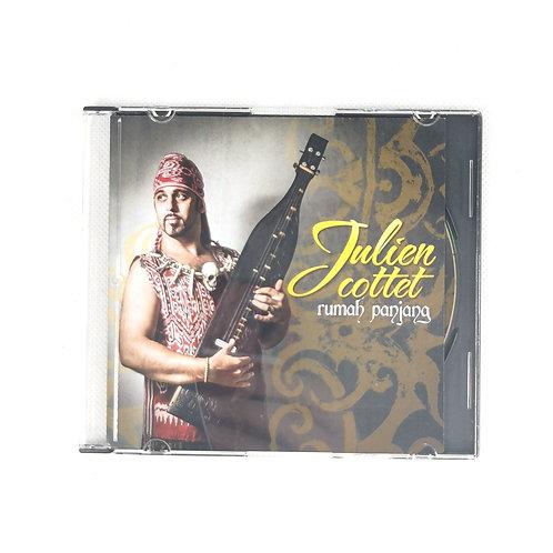 CD - Rumah Panjang by Julien Cottet