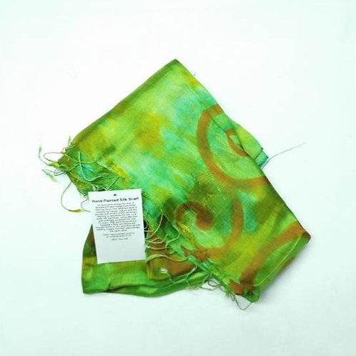 Handpainted Silk Shawls