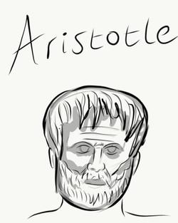 Aristotle by J. Semmens