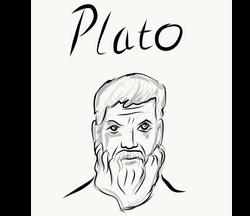 Plato by J. Semmens