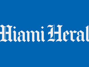 The Miami Herald: HCSF Letter to the Editor