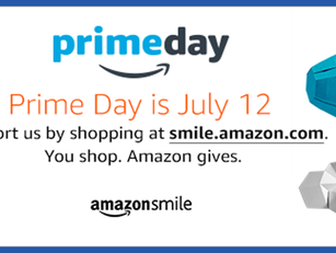 Support HCSF on July 12 Amazon Prime Day