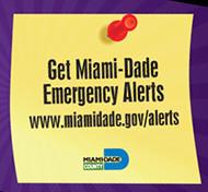 Miami-Dade Emergency Alerts