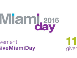 Support HCSF on Give Miami Day 11/7/16!