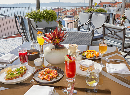 Brunch with a view