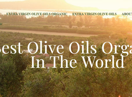 Best Organic Olive Oils