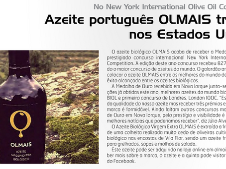 Olmais in Gazeta Rural #269