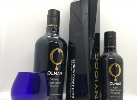 Olmais gets Gold in New York