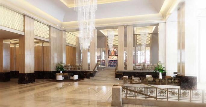 Renderings for the Waldorf Astoria Renovation