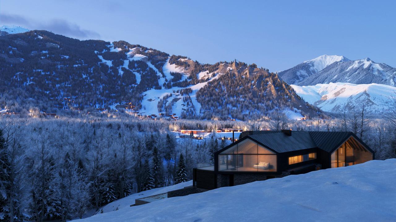 Residence in Aspen, CO.
