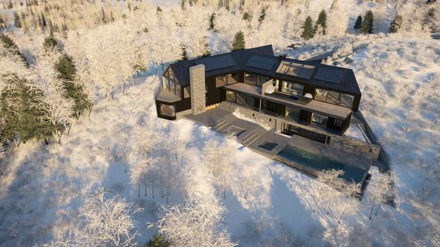 Residence in Aspen