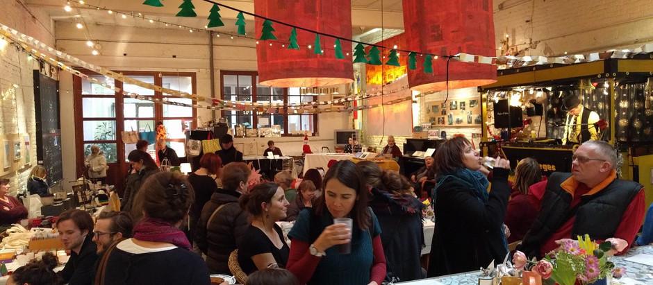 Christmas Market at Den Teirling op zondag 2 december 2018
