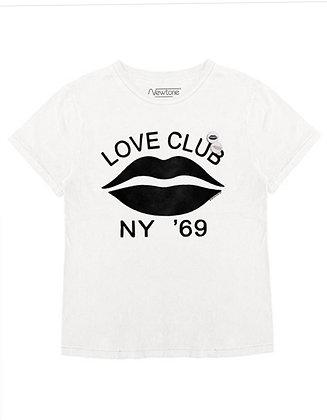 Tshirt love club by newtone