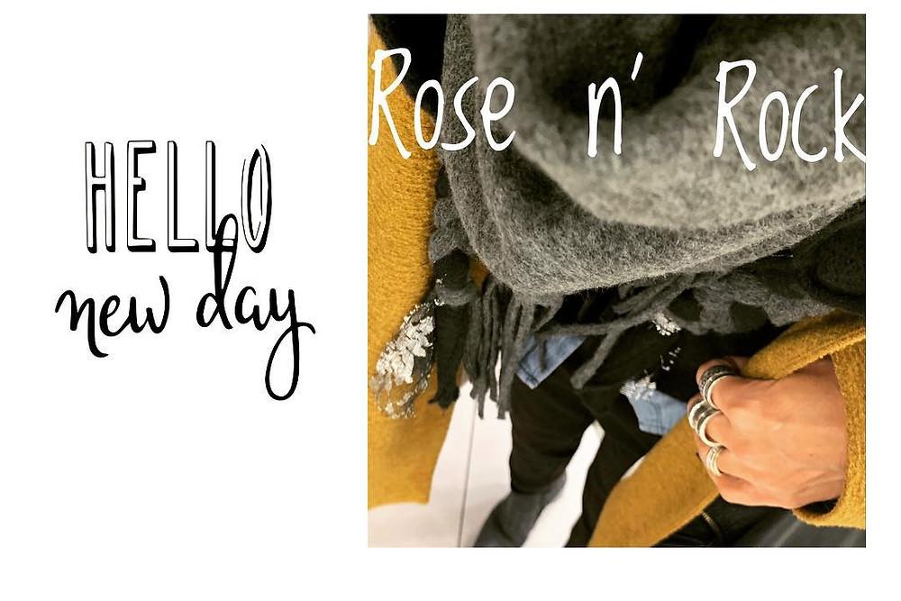 Découvrez les nouvelles couleurs tendance de vos foulards préférés disponible sur la boutique en ligne www.rosenrock.com