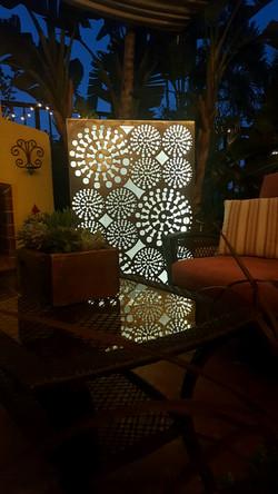 outdoor lightbox