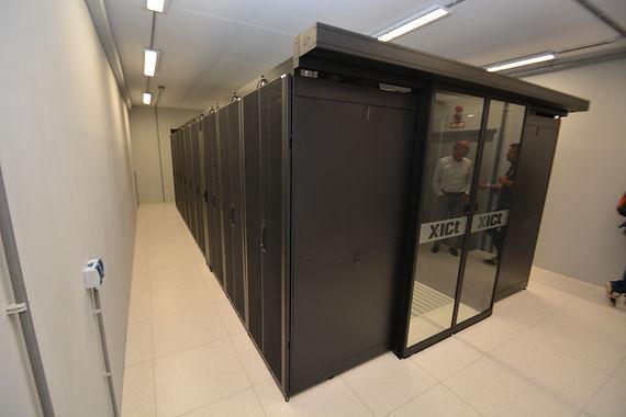 Serverruimte X-ICT