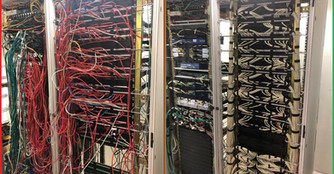 Gemeente Huizen brengt netwerkbekabeling op orde