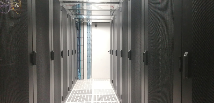 Serverruimte VPRO