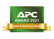 APCPartnerAward2021_Logo_Digital & Servi