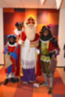 Sinterklaas bij X-ICT 2017