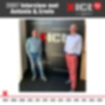 _X-ICT 12,5 jaar - Interview met Antonie