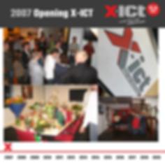 X-ICT 12,5 jaar - Opening X-ICT 2007.png