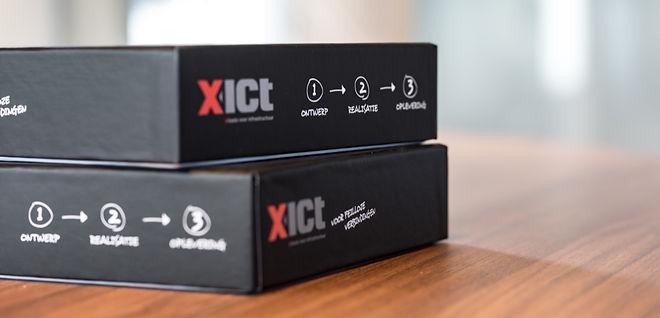 X-ICT specialist in datacenters en serve