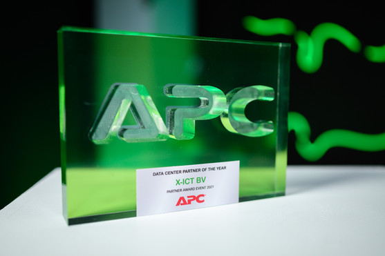 APC Partner Award 2021 'Datacenter Partner of the Year'