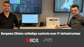 PIM+ geeft Bergman Clinics volledige controle over IT-infrastructuur