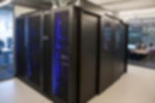 Serverruimte datacenter