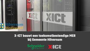 X-ICT bouwt een toekomstbestendige MER in Dudokgebouw van de Gemeente Hilversum