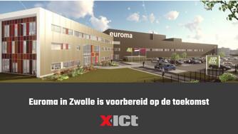 Euroma in Zwolle is voorbereid op de toekomst!