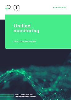 Voorpagina unified monitoring whitepaper