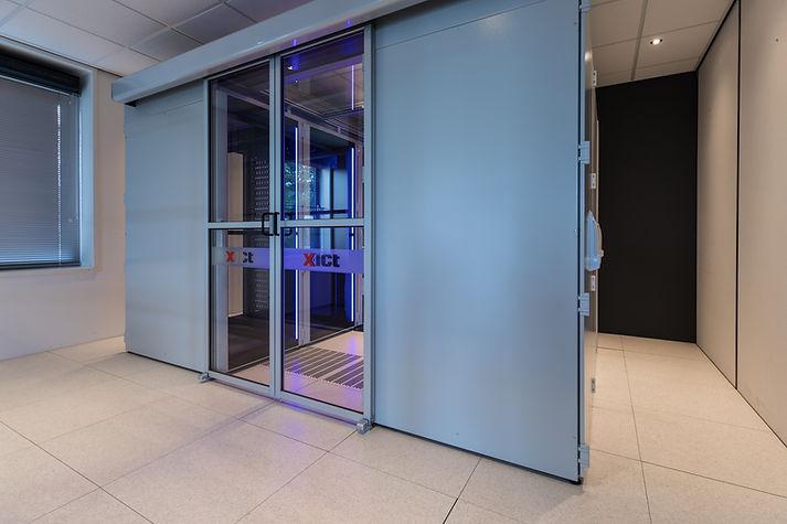 Severruimte datacenter