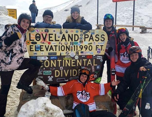 Loveland Pass 2020
