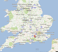 Haslemere Hash House Harriers location